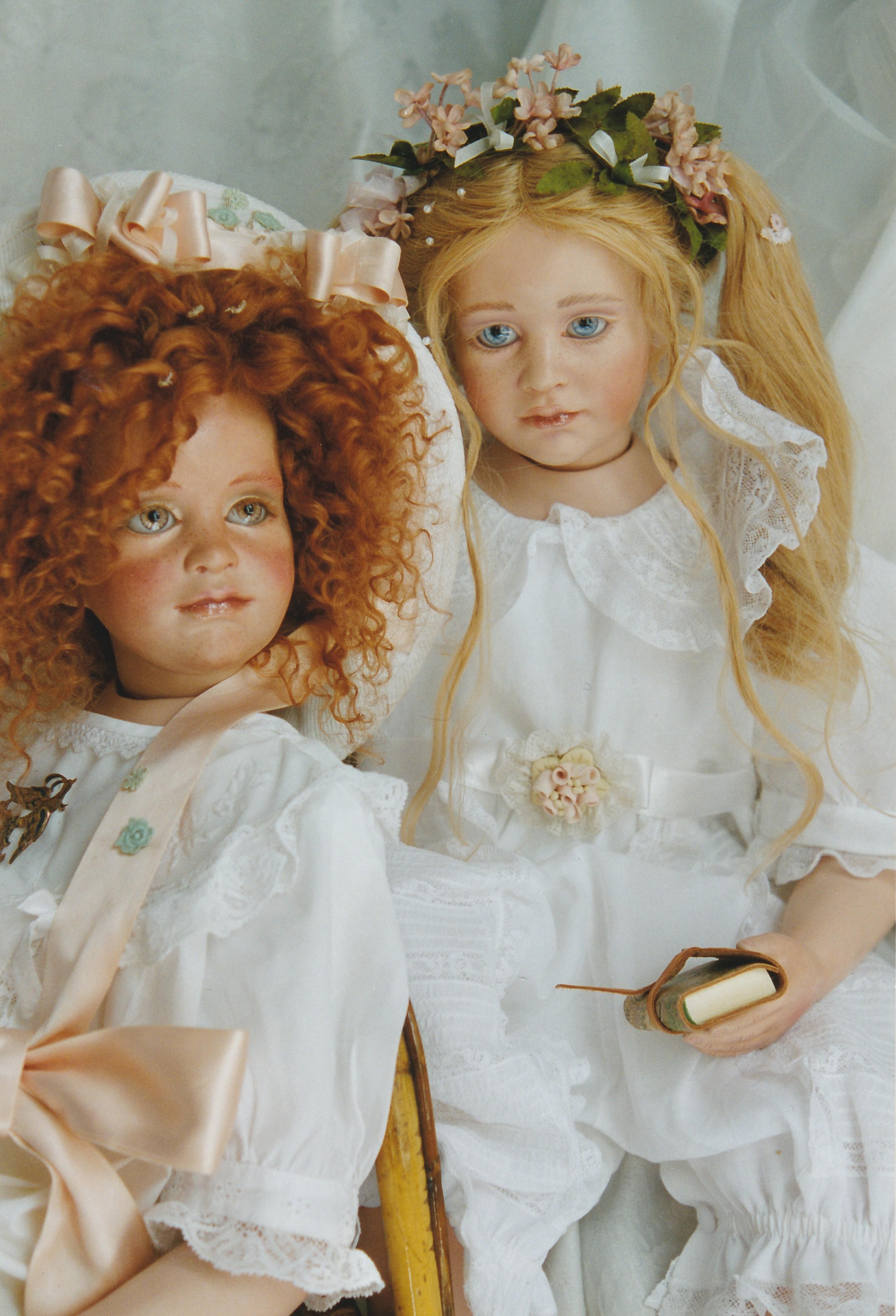 CLARISSA E ANGELICA